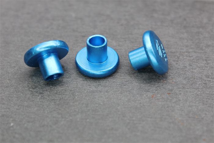 蓝色氧化铝铆钉